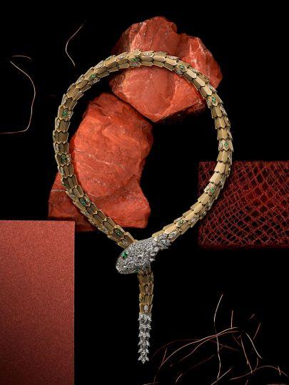 Bulgari - haute jewelry, 2020, copyright Armin Zogbaum