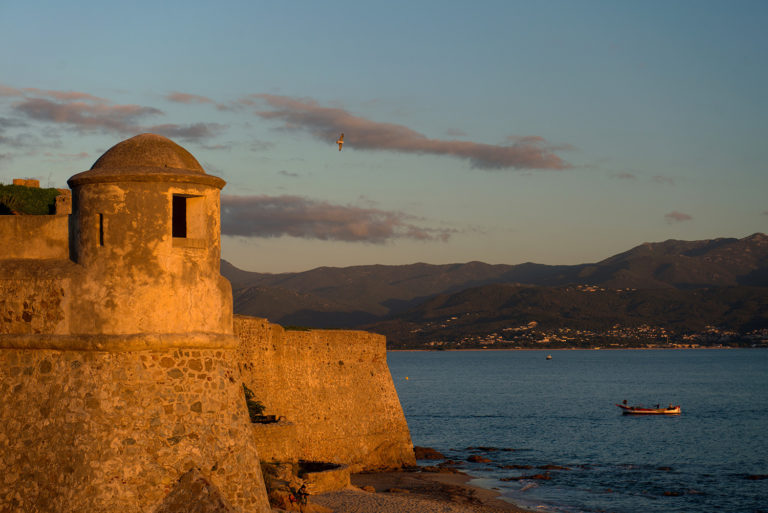 Photographic commission as part of the transformation project of the Citadel of Ajaccio