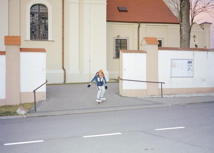 Festival photo de Łódź : Filip Piotrowicz et l'arme politique du skateboard