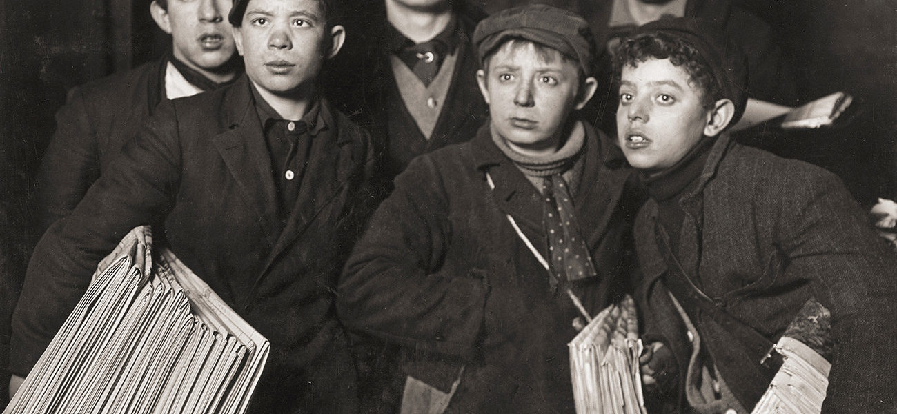 Our Strength Is Our People : The Humanist Photographs of Lewis Hine