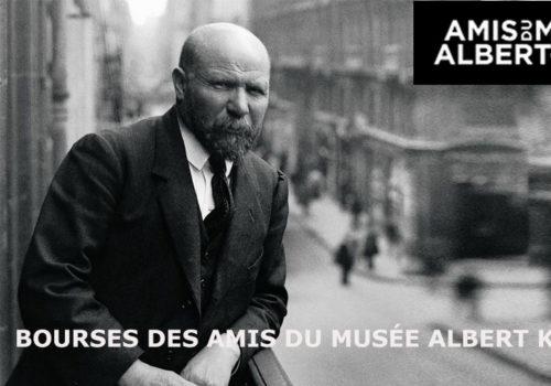 Call for entries – The Friends of musée départemental Albert-Kahn Meetings