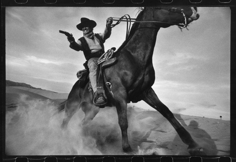 Institut Lumière : Raymond Depardon : The American Desert #1