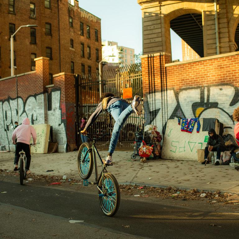 NYC Street Photography Collective : Brian Finke : Bike Life