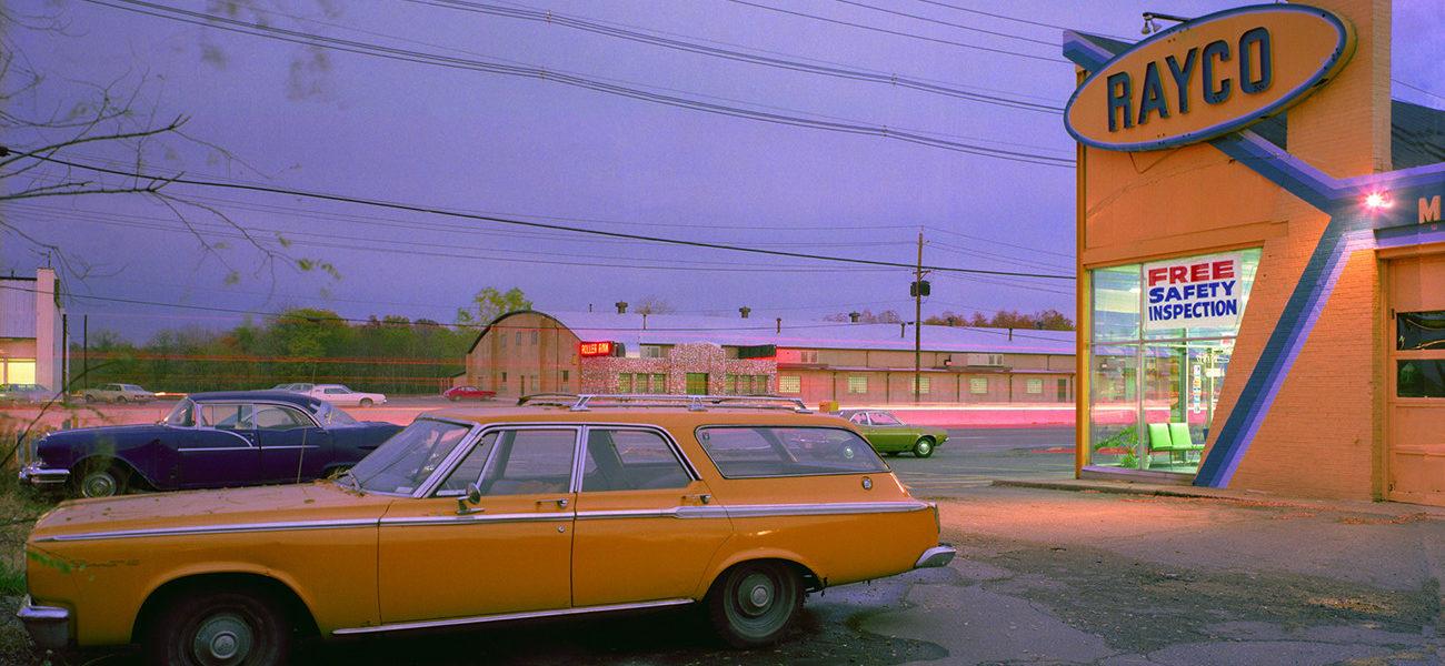 Rick Wester Fine Art : Joe Maloney : Life on the Road