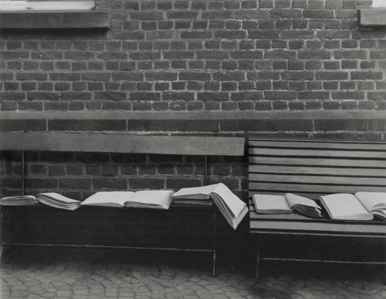 UnSeen Amsterdam : Galerie Julian Sander : Michael Somoroff et August Sander : Absence de Sujet