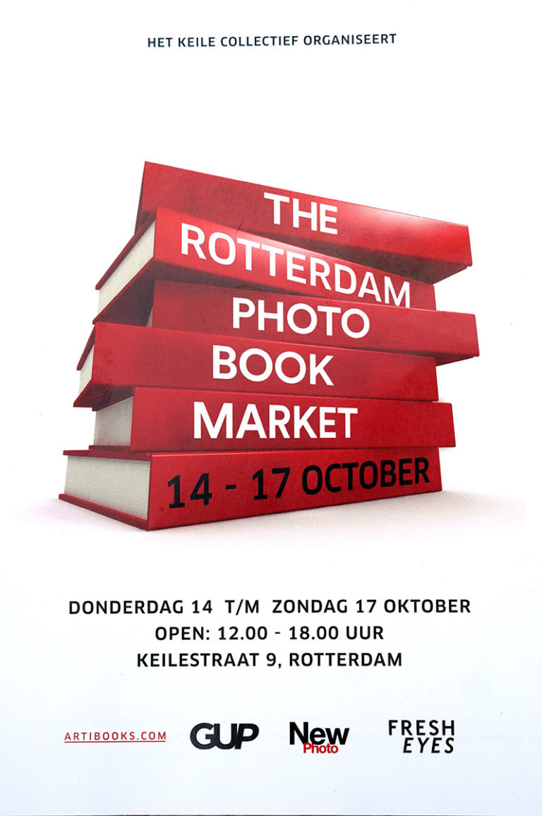 The Rotterdam Photo Book Market – 14-17 October 2021