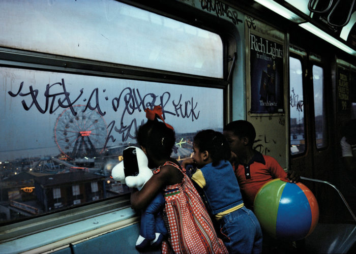 Magnum Gallery – Paris : Bruce Davidson & Khalik Allah : New York