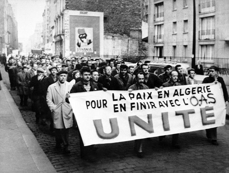 Roger-Viollet Agency : Massacre of October 17, 1961